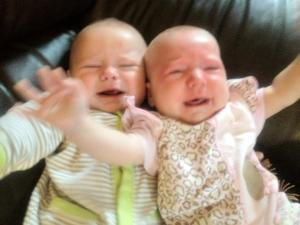 babies crying
